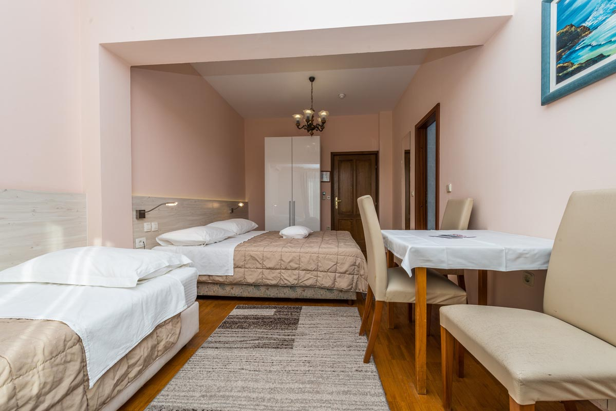 Single bedroom - Hotel Restaurant Joso Sukošan
